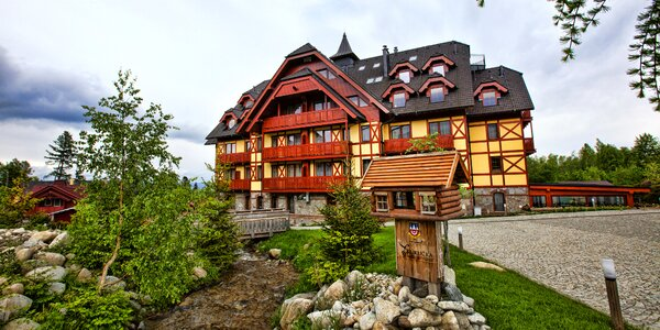 Horský hotel Kukučka**** v Tatranskej Lomnici