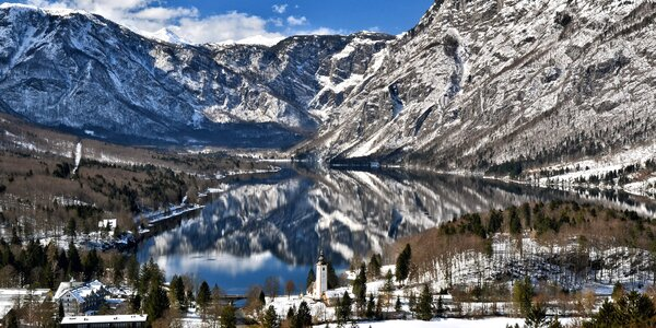Wellness pobyt pri slovinskom jazere Bohinj