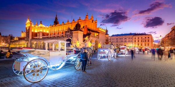 Čarovný advent v Krakove a Zakopanom - dvojdňový zájazd