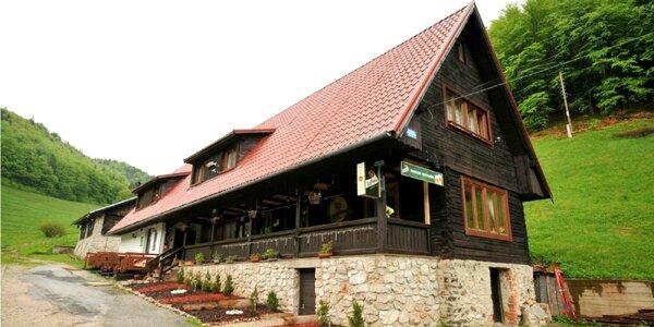 Pobyt v Penzióne Pastierňa, v malebnom prostredí Slovenského raja