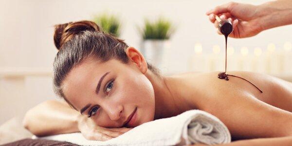 Masáže, telový aróma peeling či darčekový poukaz