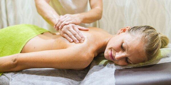Klasická, športová, reflexná masáž - aj permanentky