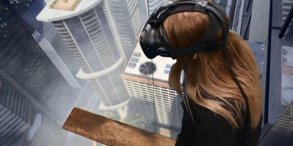 Zábava vo virtuálnej realite pre 1 až 12 osôb