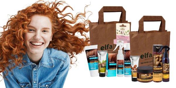 Darčekové tašky plné kozmetiky Dr. Santé