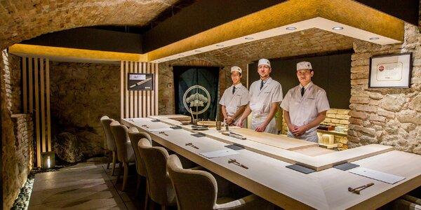Skvelé sushi menu či zážitková japonská večera