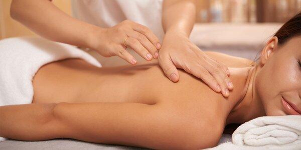 Blahodarná klasická masáž od fyzioterapeutov