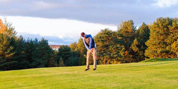 Staňte sa majstrom v golfe vďaka profi kurzu!