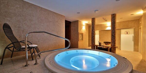 Pobyt v 3* hoteli s novovybudovanými izbami a wellness