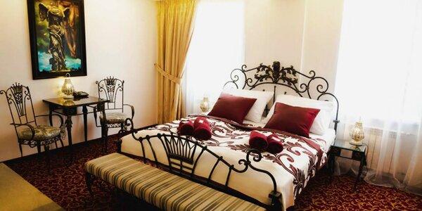 Wellness pobyt v zrekonštruovanom hoteli Kráľová****