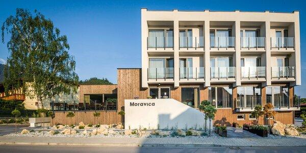 Moderné apartmány*** v Liptovskom Jáne s wellness a polpenziou