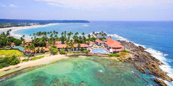 4* Dickwella Resort & Spa na Srí Lanke s polopenziou