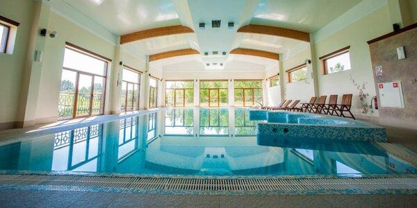 Wellness pobyt s procedúrami: family friendly hotel v krásnej prírode