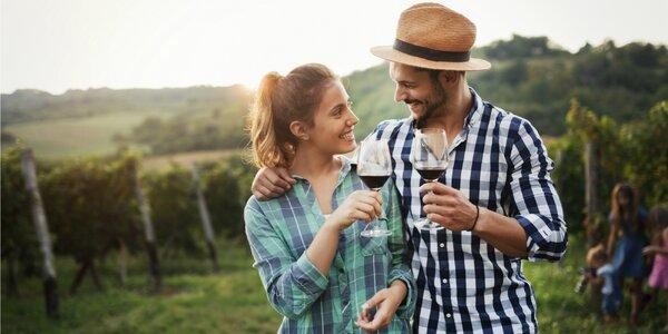 Romantický pobyt v srdci Tokaja - polpenzia a ochutnávka vín