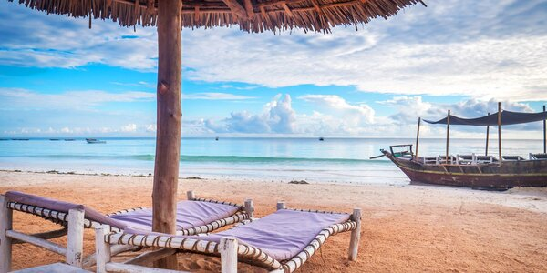 4* Kiwengwa Beach Resort na Zanzibare s all inclusive