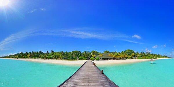 4* Holiday Island Resort & Spa s plnou penziou