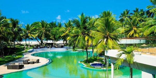 5* Eden Resort & Spa na Srí Lanke s polpenziou