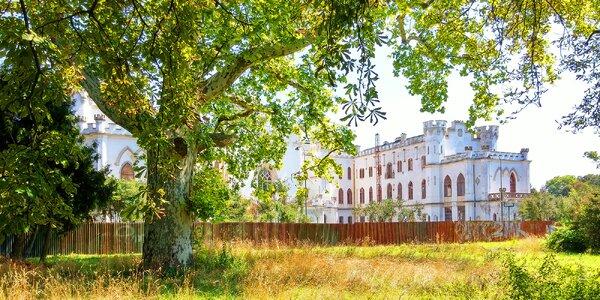 Farby, lístie, gaštany - to je jeseň v Rusovskom parku!