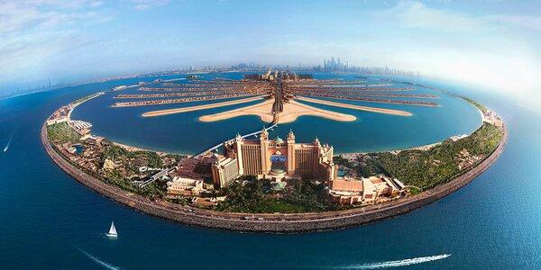 5* rezort Atlantis The Palm s polpenziou