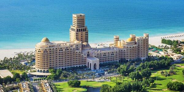 5* Waldorf Astoria v Ras Al Khaimah s plnou penziou
