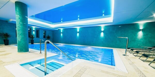 Exkluzívny Wellness & Spa pobyt v kúpeľnom meste Trenčianske Teplice