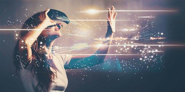 Zažite dotyk virtuálnej reality