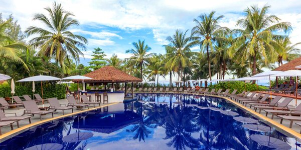 4* Kamala Beach Resort v Thajsku s raňajkami
