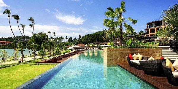 5* Pullman Phuket Panwa Beach Resort s raňajkami