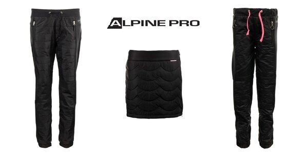 Dámske a detské zateplené oblečenie Alpine Pro