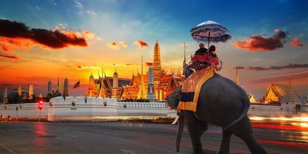 Poznávací zájazd: Thajsko aj so sprievodcom