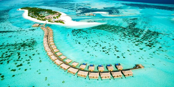 5* rezort Cocoon Maldives s all inclusive