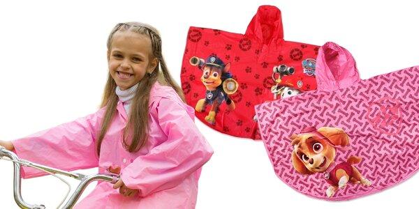 Rozprávkové dáždniky pre chlapcov i dievčatká