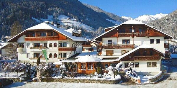 Na lyže do Tyrolska: pobyt s polpenziou a wellness