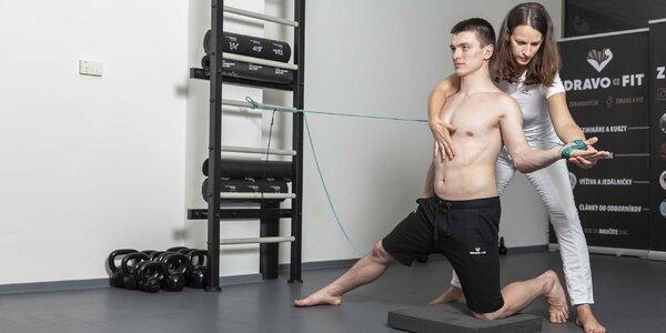 Individuálne cvičenie SM, bosá chôdza či joga