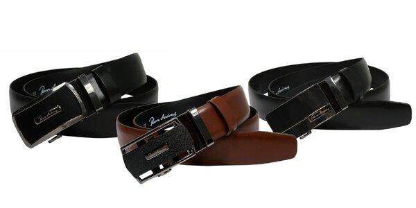 Pánsky opasok či elegantný set aj s peňaženkou