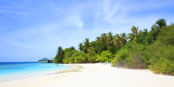 3*+ Embudu Village na Maldivách s all inclusive