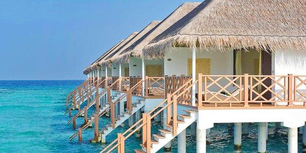 4* Dreamland Rezort na Maldivách s all inclusive