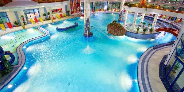 Wellness pobyt s neobmedzeným vstupom do bazénového a saunového sveta