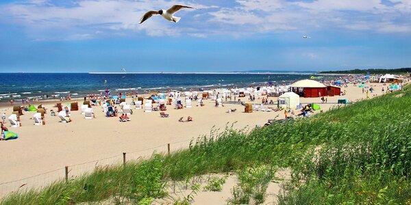 Za pohodou do Poľska: až 8 dní pri Baltskom mori
