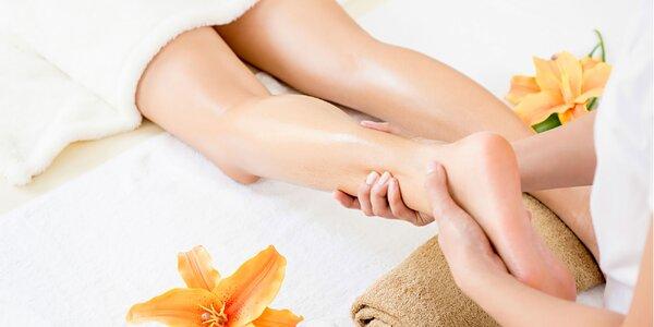 Manuálna lymfodrenážna masáž tváre či tela