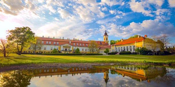 Romantický pobyt v najromantickejšom kaštieli na juhu Slovenska