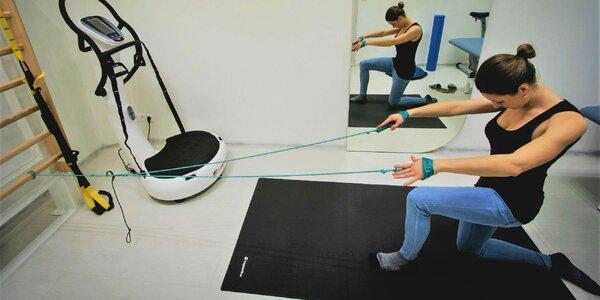 SM systém – individuálne cvičenie, ktoré pomáha