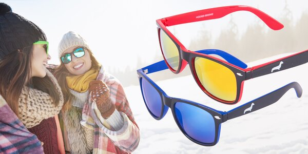 Originálne slunečné okuliare Wayfarer a Pilot