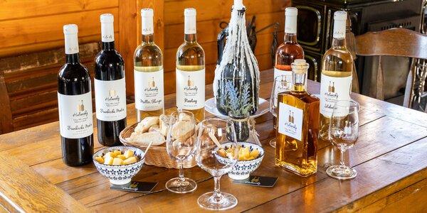 Degustácia výnimočných vín s výrobcom a majiteľom vinárstva