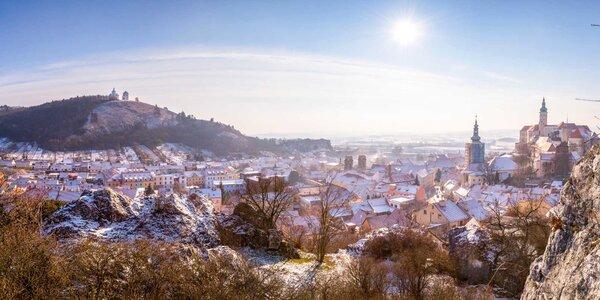 Pobyt na južnej Morave: raňajky, lahodné víno a silvestrovský variant