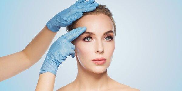 Operácia horných viečok v Scarlett clinic