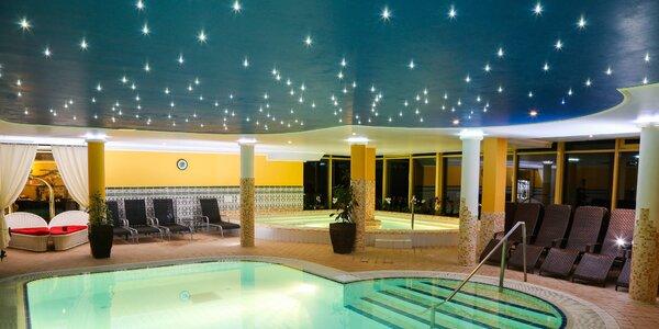 Wellness pobyt v 4* hoteli blízko jaskynných kúpeľov