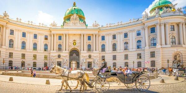 Zájazd do Viedne - Vienna Autoshow 2020 a prehliadka historického centra