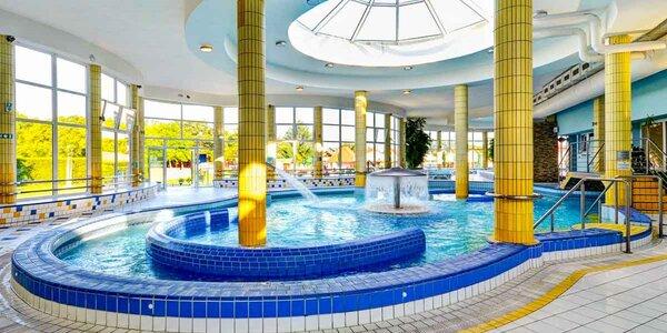 Wellness pobyt v Dunajskej Strede + vstup do Thermalparku