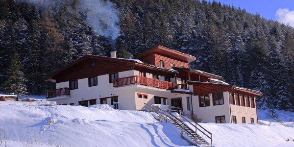 Pobyt priamo pri lyžiarskej zjazdovke