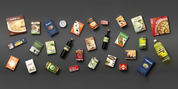 Potraviny a nápoje